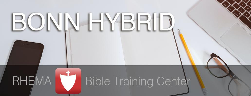 RHEMA Bibel Training Center - Bonn Hybrid